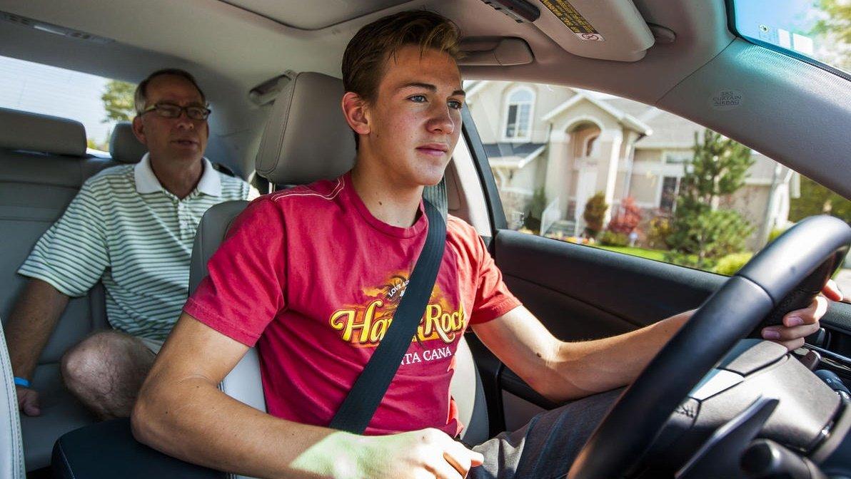 Правила ПДД для начинающих водителей