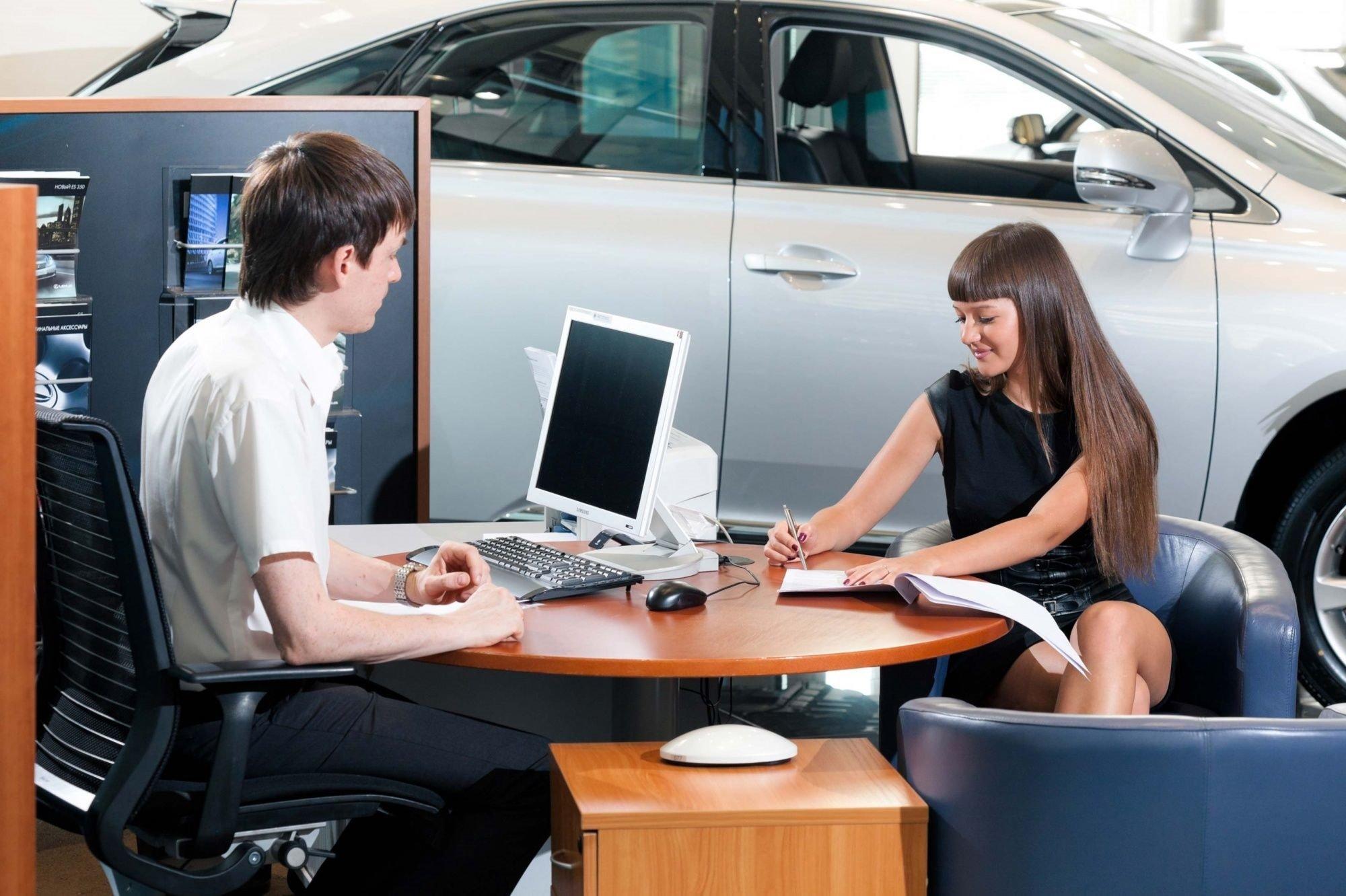 Как оформить заявление на автокредит?