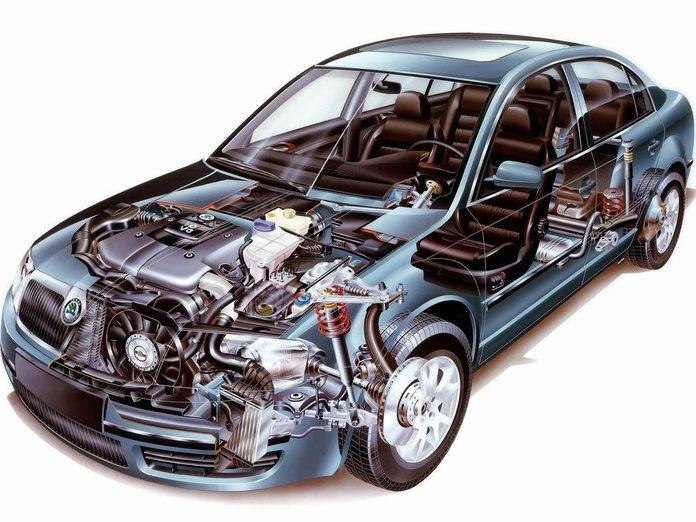 diagnostika avtomobilya pered pokupkoy 696x522 - Что проверять при покупке новой машины