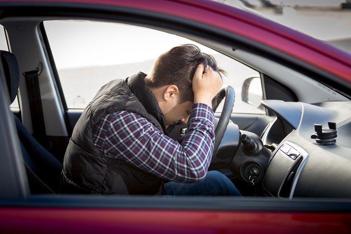 Штраф за утерю водительского удостоверения