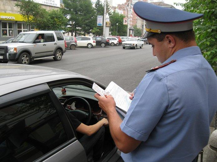 Какой штраф влечет за езду на чужой машине