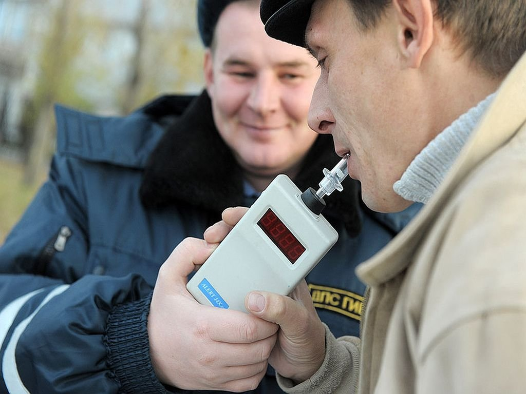 Порядок проведения освидетельствования на состояние алкогольного опьянения