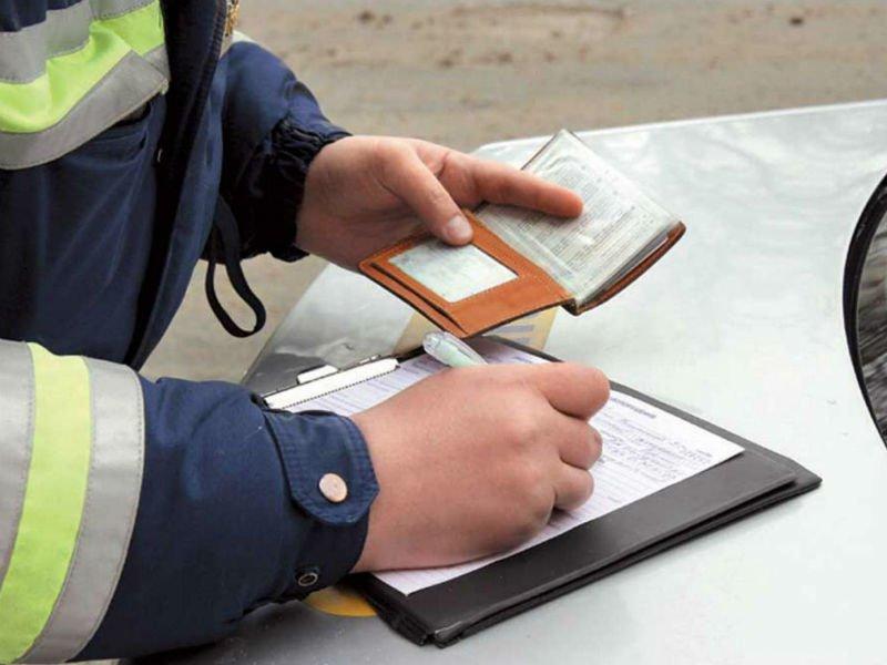 Новые правила изъятия водительского удостоверения сотрудником ГИБДД