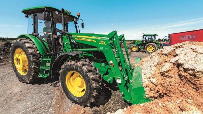 Сделать страховку на трактор