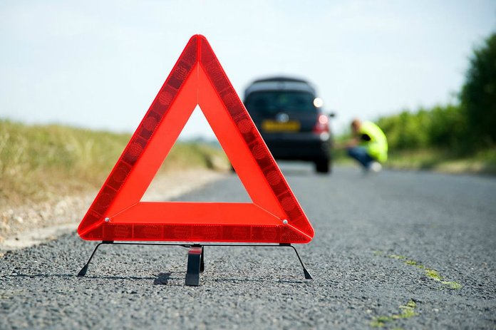 Могут ли оштрафовать за отсутствие знака аварийной остановки