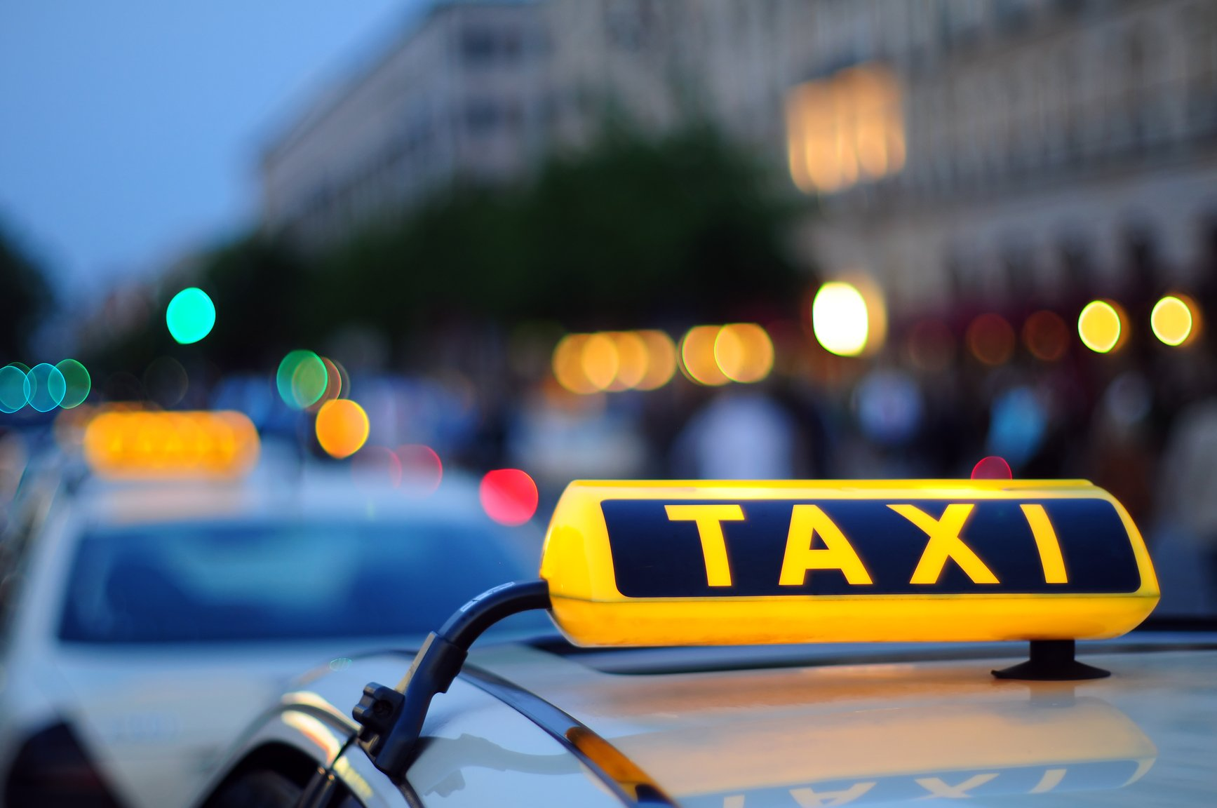 Права и обязанности водителя такси и пассажира