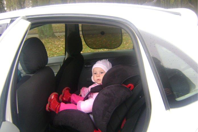 Штраф за езду без детского автокресла и за непристегнутого ребенка