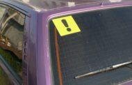 """Предусмотрено ли наказание за отсутствие знака """"Начинающий водитель""""?"""