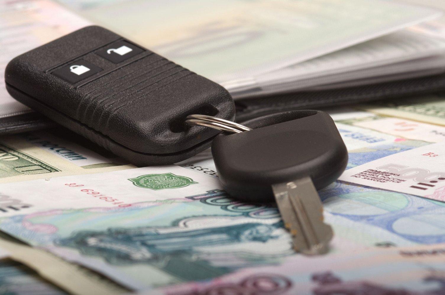 Декларация 3 - НДФЛ при продаже автомобиля
