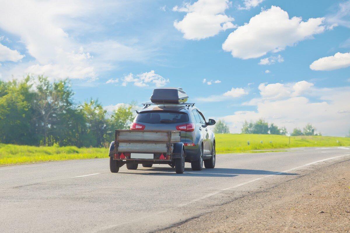 Категория в прицеп на легковой автомобиль нужны ли права
